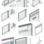 Illustrazioni tecniche per manuale di montaggio