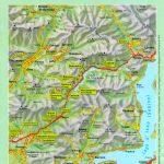 Cartografia. Carte a rilievo per itinerari turistici