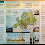 Cartografia. carte geografiche per editoria scolastica, volumi di geografia