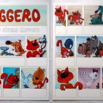CHILDREN'S BOOKS PICTURES Illustrazione fumetto Ruggero