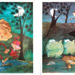 CHILDREN'S BOOKS PICTURES Storia di un folletto