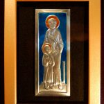 Icone a sbalzo san Giuseppe 0900