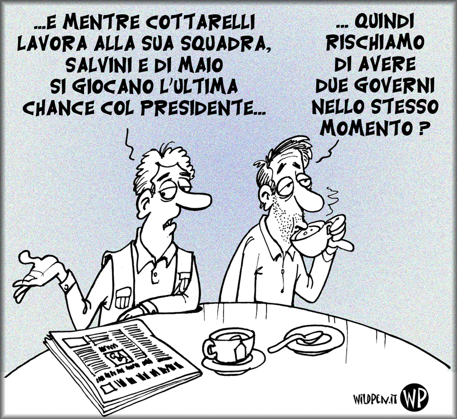 Italia DUE GOVERNI