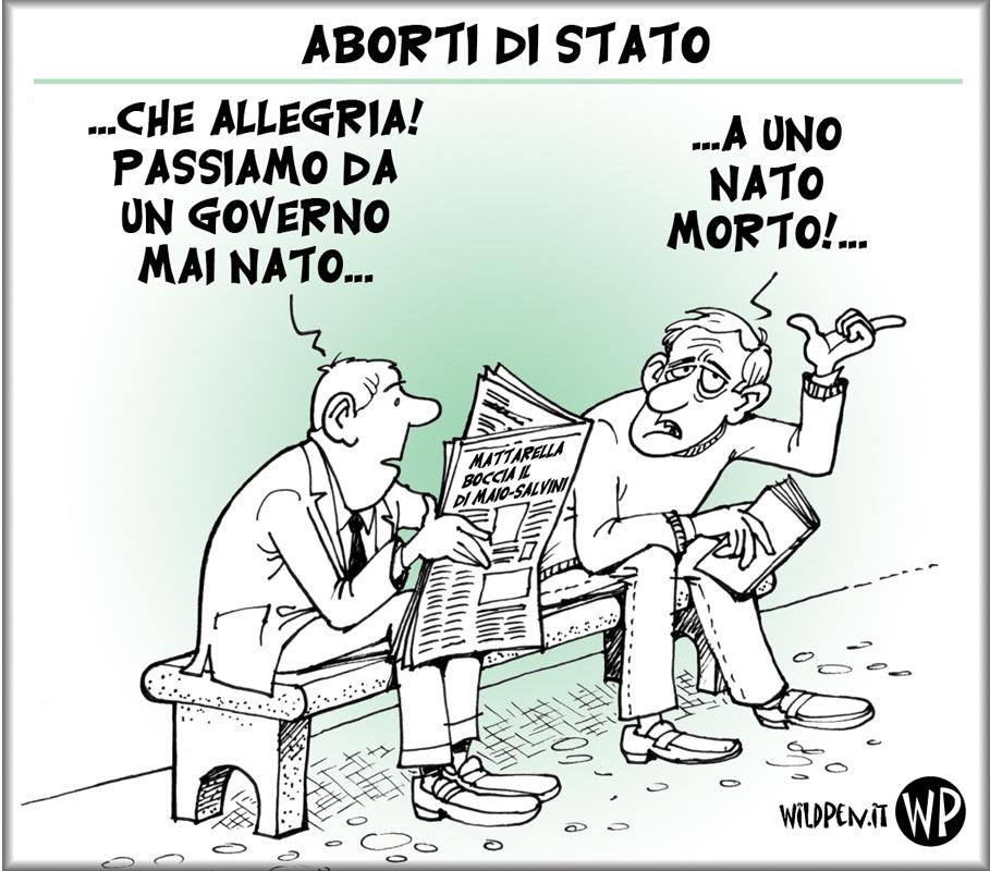 Governi-abortiti democrazia