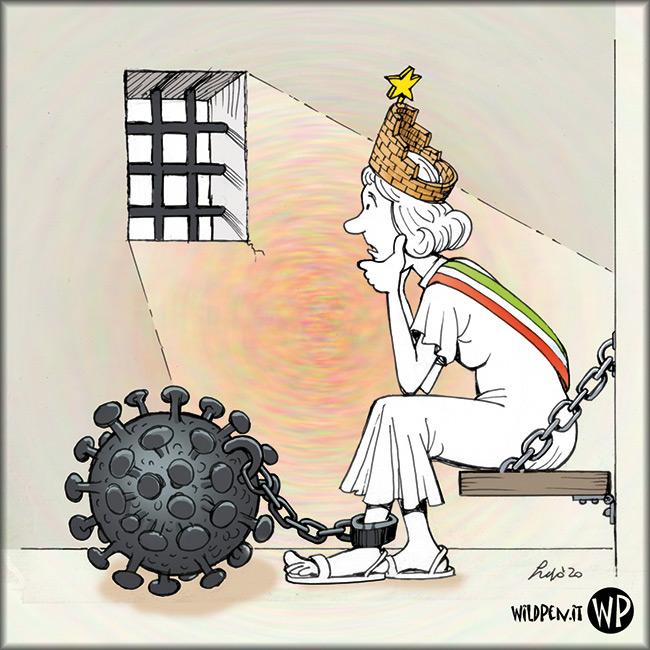 Italia in quarantena