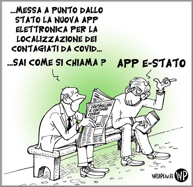 nuova App e-stato