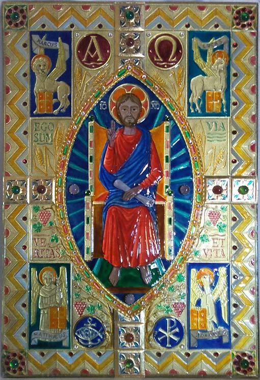 Copia n° 2 della Copertina di Evangeliario